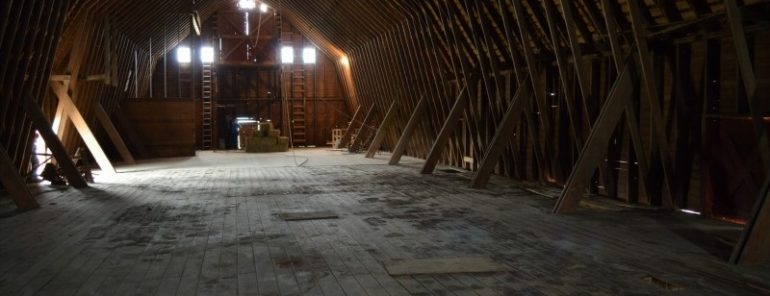 Barn Raisers Documentary